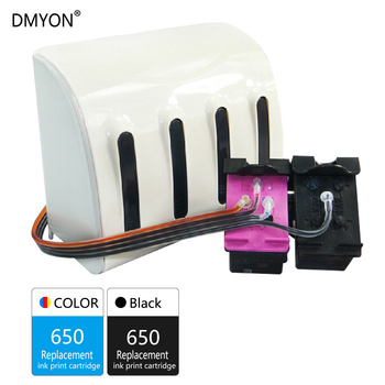 DMYON 650XL CISS Bulk Ink Compatible for Hp 650 XL for Deskjet 1015 1515 2515 2545 2645 3515 3545 4515 4645 Printer einkshop 4645 motherboard for hp 4645 printer interface board main board