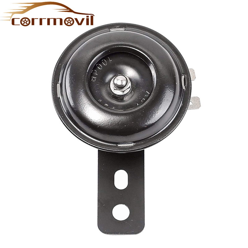 12V 105DB Motorcycle Horn Universal Waterproof Electric Moto Horn Acoustics Special Signal For A Moped Scooter ATV Dirt