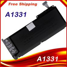 цена на Genuine original A1331 laptop Battery For Apple MacBook Unibody 13