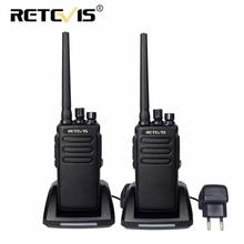 DMR Walkie Talkie Digital IP67 Retevis RT81, 2 uds. UHF, transceptor de Radio bidireccional para granja, almacén de fábrica