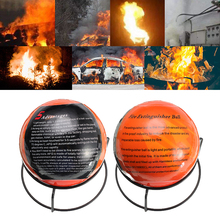 Ball-Loss-Tool Anti-Fire-Ball Fire-Extinguisher Automatic Throw-Stop Self-Activation