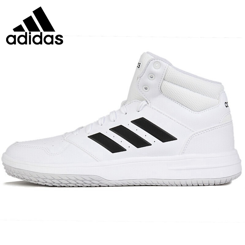 Adidas Men's Basketball Shoes Sneakers – Outfit Sporty ...