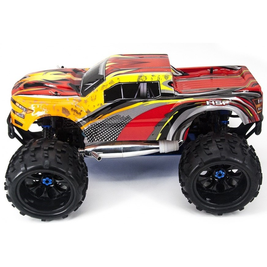 RC monster Savagery Nitro Monster Truck 4WD 1:8-94972-97292 image