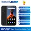 Blackview BV9900 Helio P90 Octa Core 8GB 256GB 5.84 FHD+ IP68 Waterproof Rugged Smartphone 4380mAh 48MP Quad Rear Camera Phone
