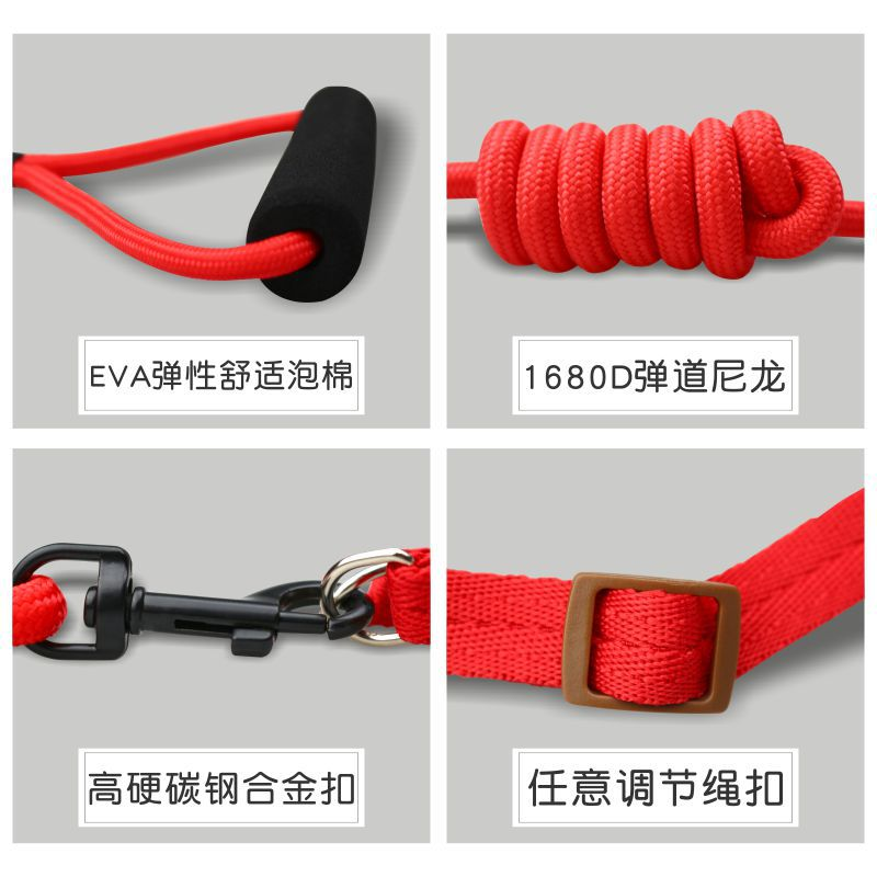 Dog Chain Dog Hand Holding Rope Chest Small Teddy Golden Retriever Dog Chain Suspender Strap Dogs Medium-sized Dog Dog Rope Dog