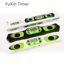 Yuxin pouco temporizador mágico profissional temporizador para cubers puzzle timer para velocidade cubo competição cubing temporizador yuxin temporizadores v1 v2