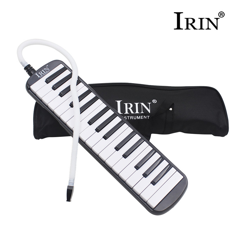 IRIN Durable 32 Piano Keys Melodica With Carrying Bag Musical Instrument For Music Lovers Beginners Gift Exquisite Workmanship