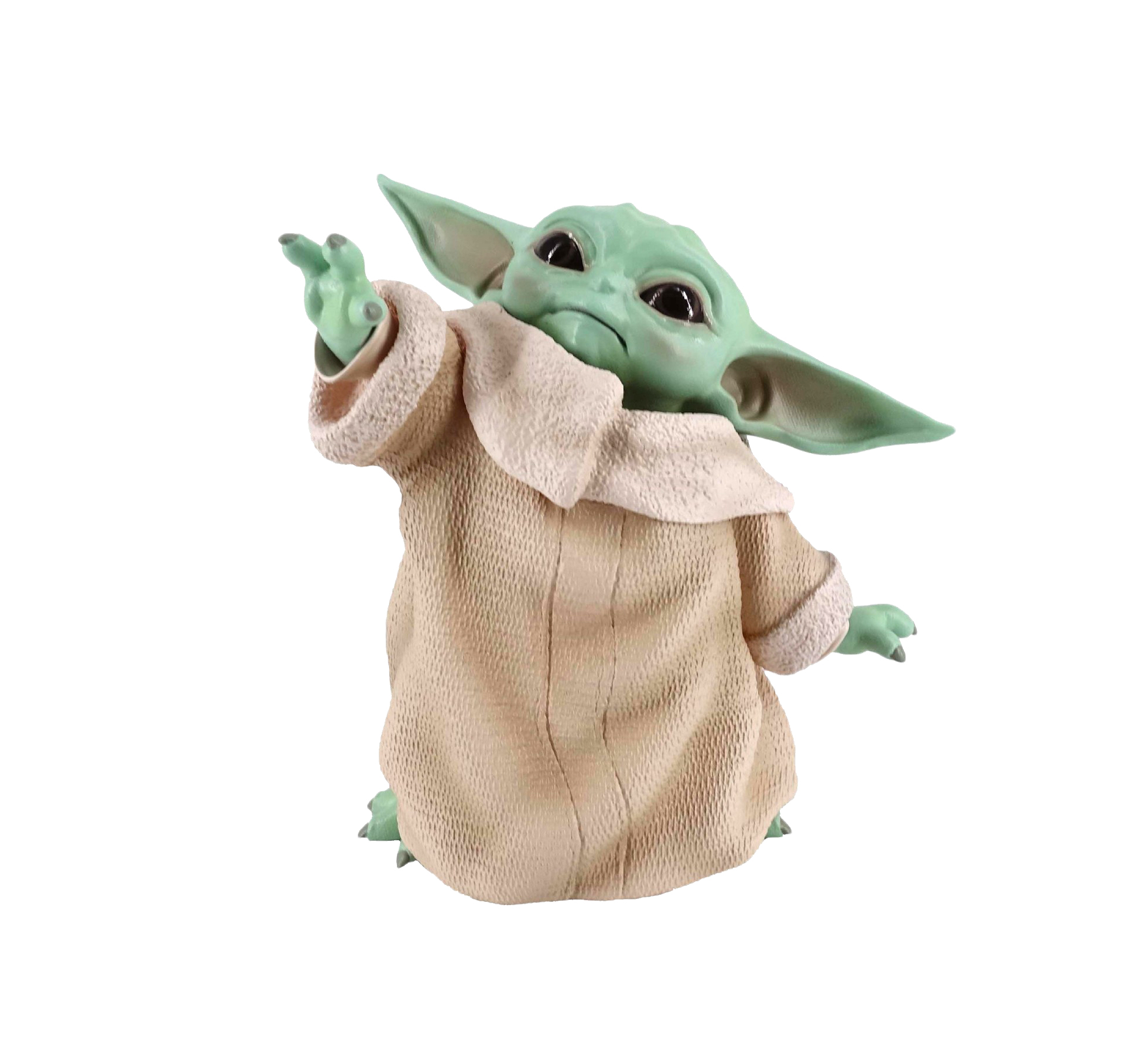 Force Awakens Master Baby Yoda 10cm Action Figure Dolls Toy Gift For Child Adult