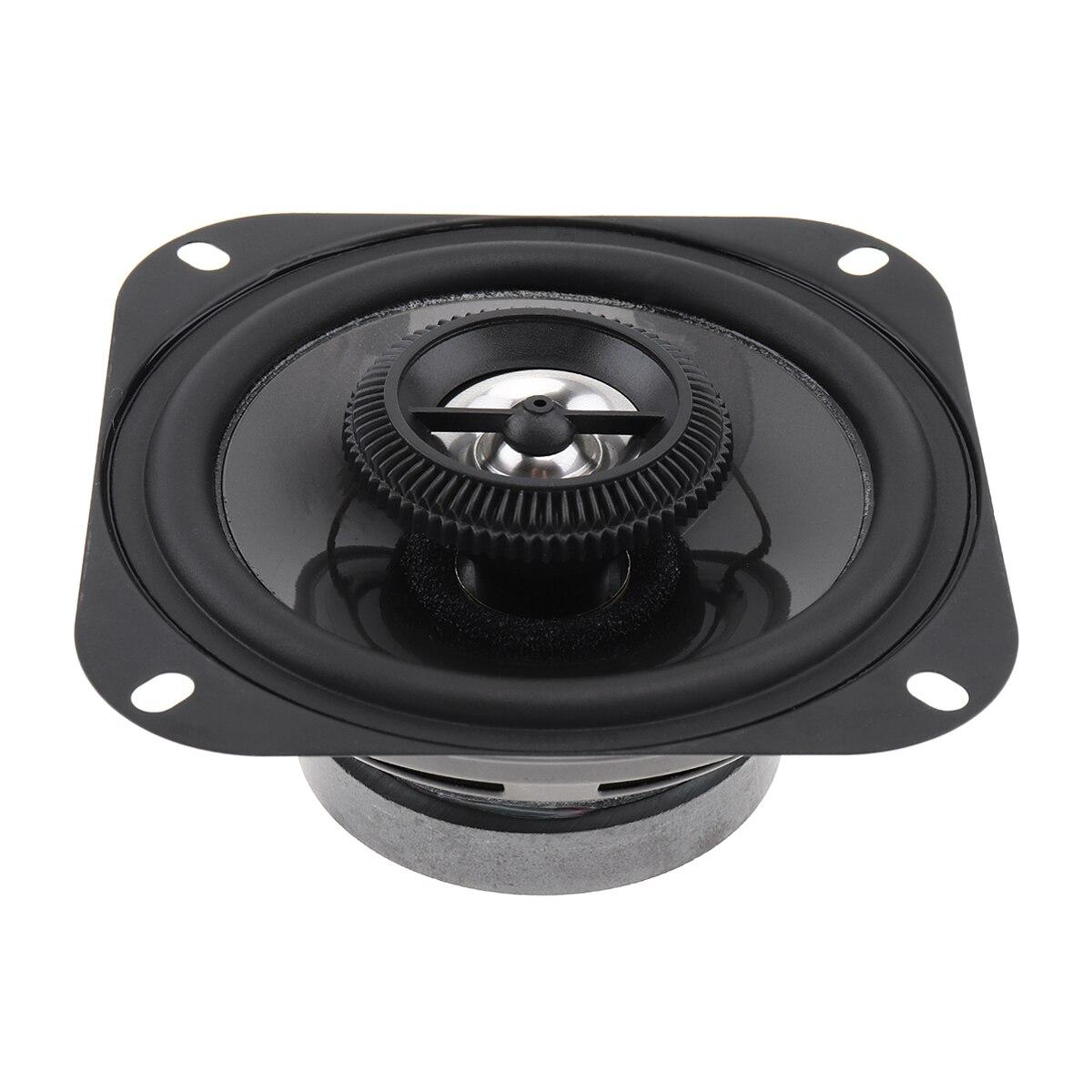 vias universal carro coaxial alto-falantes de áudio