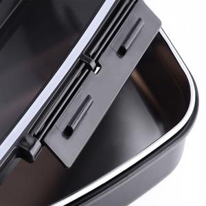 Image 5 - المحمولة 304 الفولاذ المقاوم للصدأ بينتو صندوق مع 3 مقصورات علب الاغذية مانعة للتسرب الميكروويف التدفئة الغذاء الحاويات أدوات المائدة الكبار