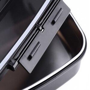 Image 5 - Portatile In Acciaio Inox 304 Bento Box con 3 Scomparti Lunch Box A Tenuta di Riscaldamento A Microonde Contenitore di Alimento Da Tavola Adulti