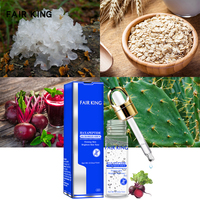 FAIR KING Peptides Collagen Face Serum Hyaluronic Acid Whitening Shrink Pores Anti Aging Moisturizer Retinol Cosmetic Skin Care 5