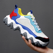 Men Casual Shoes Trend 2020 Breathable Fashion Sneaker for W