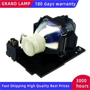 Image 3 - DT01022  Replacement Projector Lamp for Hitachi CP RX80W / CP RX78 / ED X24 / CP RX78W /CP RX80 /ED X24Z with housing HAPPY BATE