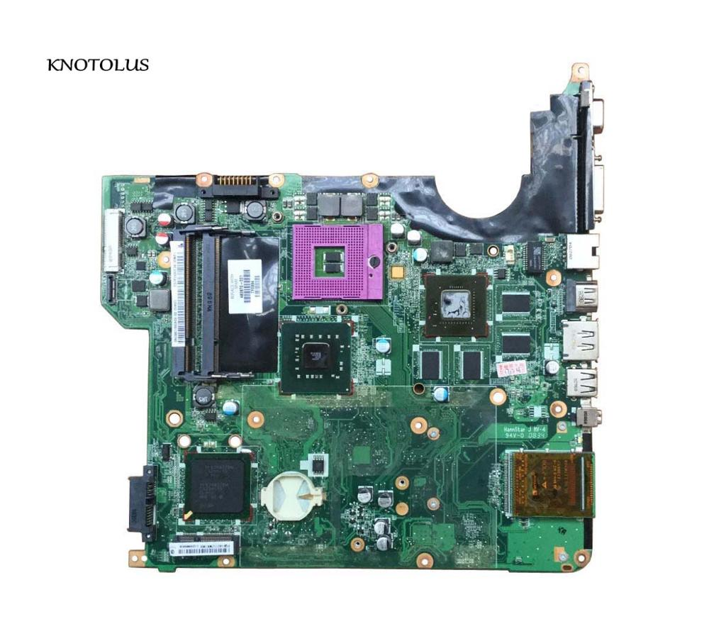 504641-001 482870-001 Free Shipping Laptop Motherboard For HP DV5 Series PM45 NVIDIA G96-630-C1 Mother Board