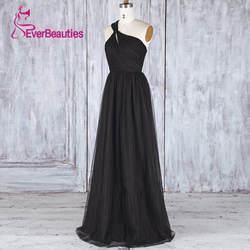 Robe De Soiree вечернее платье 2019 официальное платье из тюли Vestido платье для вечеринки серое платье с открытыми плечами Vestidos De Festa