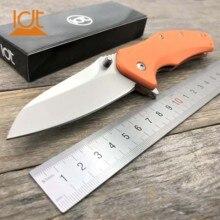 LDT 0770 Folding Messer Taktische Messer ELMAX Klinge Faser Glas Kunststoff Griff Camping Jagd Überleben Messer Außen EDC Werkzeuge