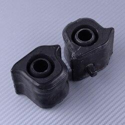 DWCX 2pcs Black Rubber Left Right Front Suspension Stabilizer Bar Bushing Fit For Toyota RAV4 2006 2007 2008 2009 2010 2011 2012