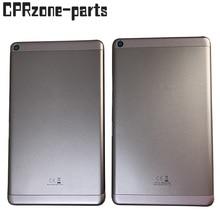 Серый/золотистый для Huawei MediaPad T3 8,0 Φ задняя крышка батарейного отсека задняя крышка не включает боковые кнопки