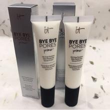 цена Drop ship It Cosmetics it bye bye pores primer oil free poreless skin perfecting serum primer Moisturizing Makeup Primer Cream онлайн в 2017 году