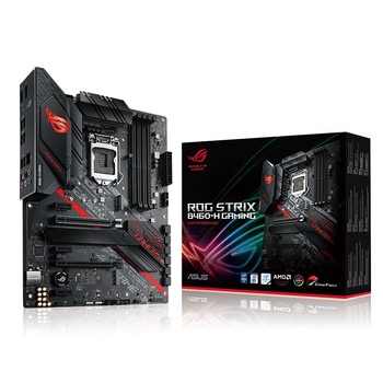 Asus ROG STRIX B460-H GAMING motherboard +I5-10400 /I5-10500 set