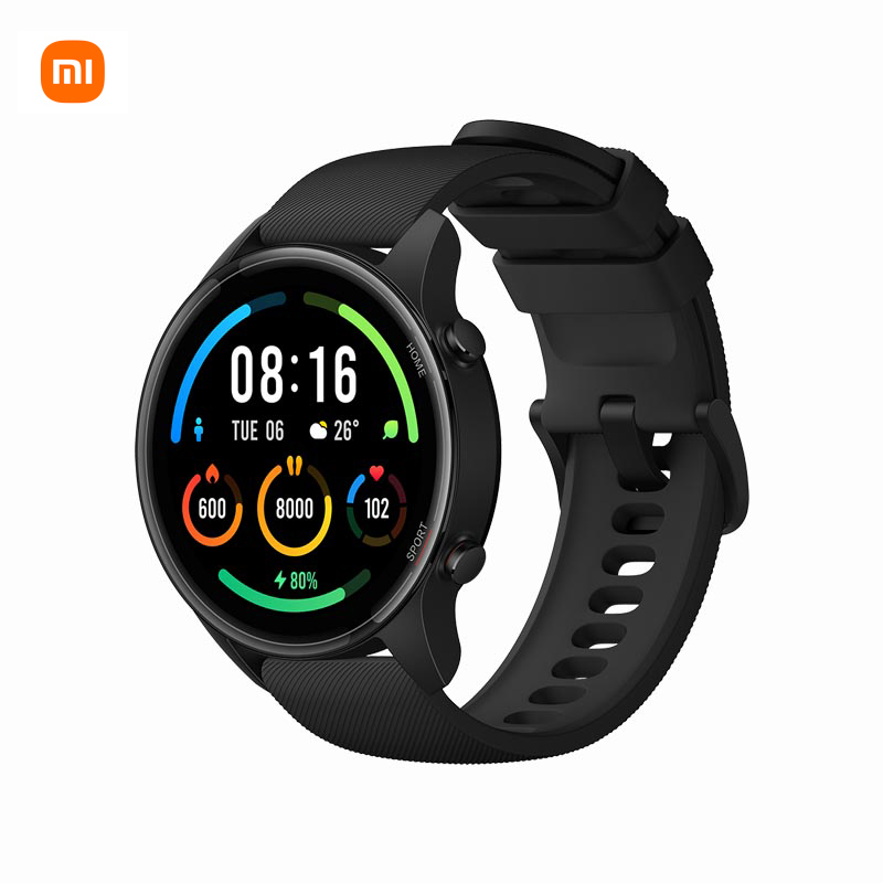 Permalink to Xiaomi Smart Mi Watch Color Sports Edition AMOLED Multi-dial Bracelet Fitness Heart Rate Blood Oxygen Detection 117 Sport Modes
