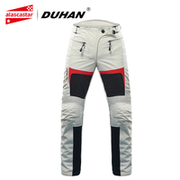 DUHAN Women Motorcycle Pants And Motocross Pants Breathable Mesh Motorbike Pants Moto Protection Motorcycle Clothing
