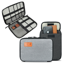 Organizador Saco, Acessórios Eletrônicos Saco de Viagem Organizador de Cabos, disco Flash, movimentação do USB, Carregador, banco Do poder, Cartão de Memória.