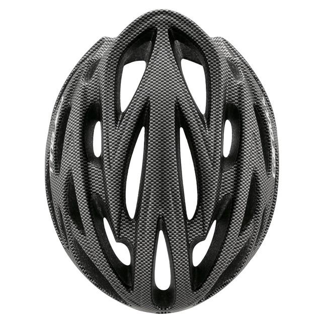 Cairbull ultraleve ciclismo capacete com viseira removível óculos de proteção da bicicleta lanterna traseira intergrally-moldado mountain road mtb capacetes 230g 5