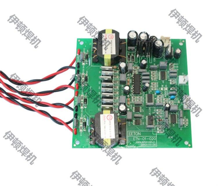 New Accessories ZX7-630 Driver Board Welder Circuit Board Manual Welding Control Board Steel Butt Welding Drive Board