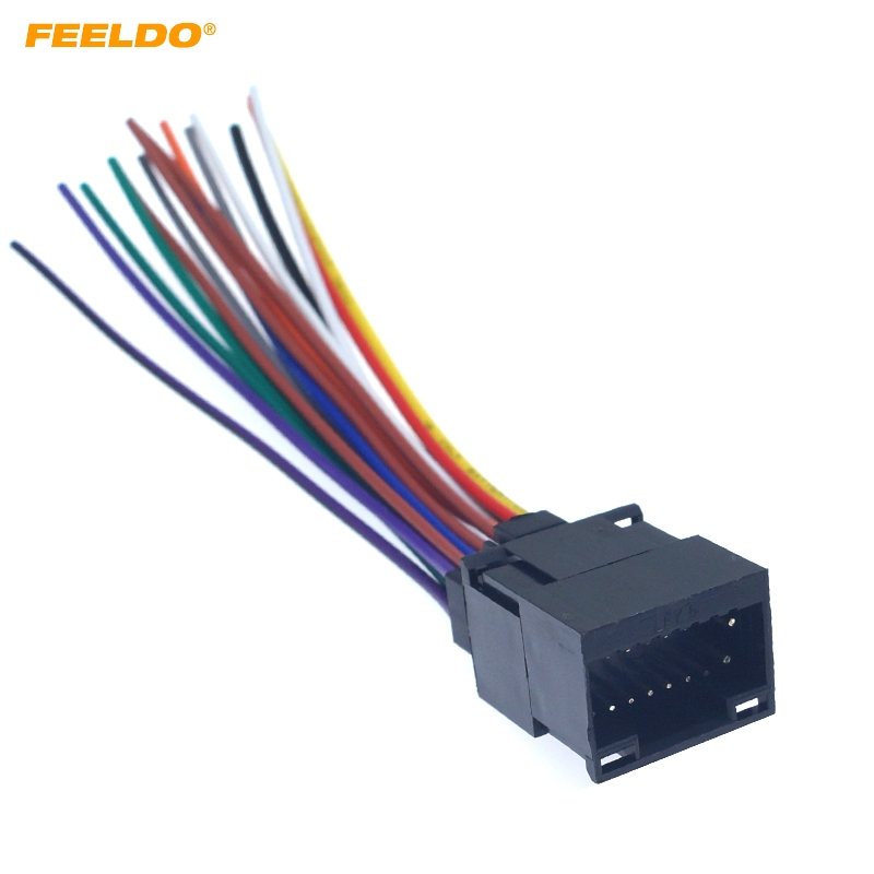 KENWOOD DPX540BT Player Wiring Harness Plug