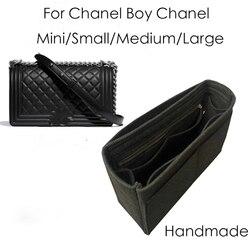 Органайзер для кошелька для мальчика, форма для сумки, высококачественный войлочный материал (ручной работы/20 цветов)