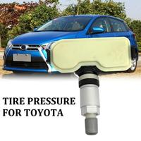 For Toyota TPMS 42607 0C080 for STEEL wheels only Tundra Venza Sequoia Pressure Monitoring Sensor TPMS car accessories|Tire Pressure Monitor Systems| |  -