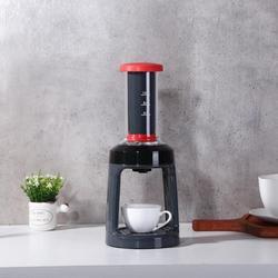 Máquina de café k-cup Mocha Espresso percolador cafetera Moka olla cápsula filtro Espresso prensa manual percolador