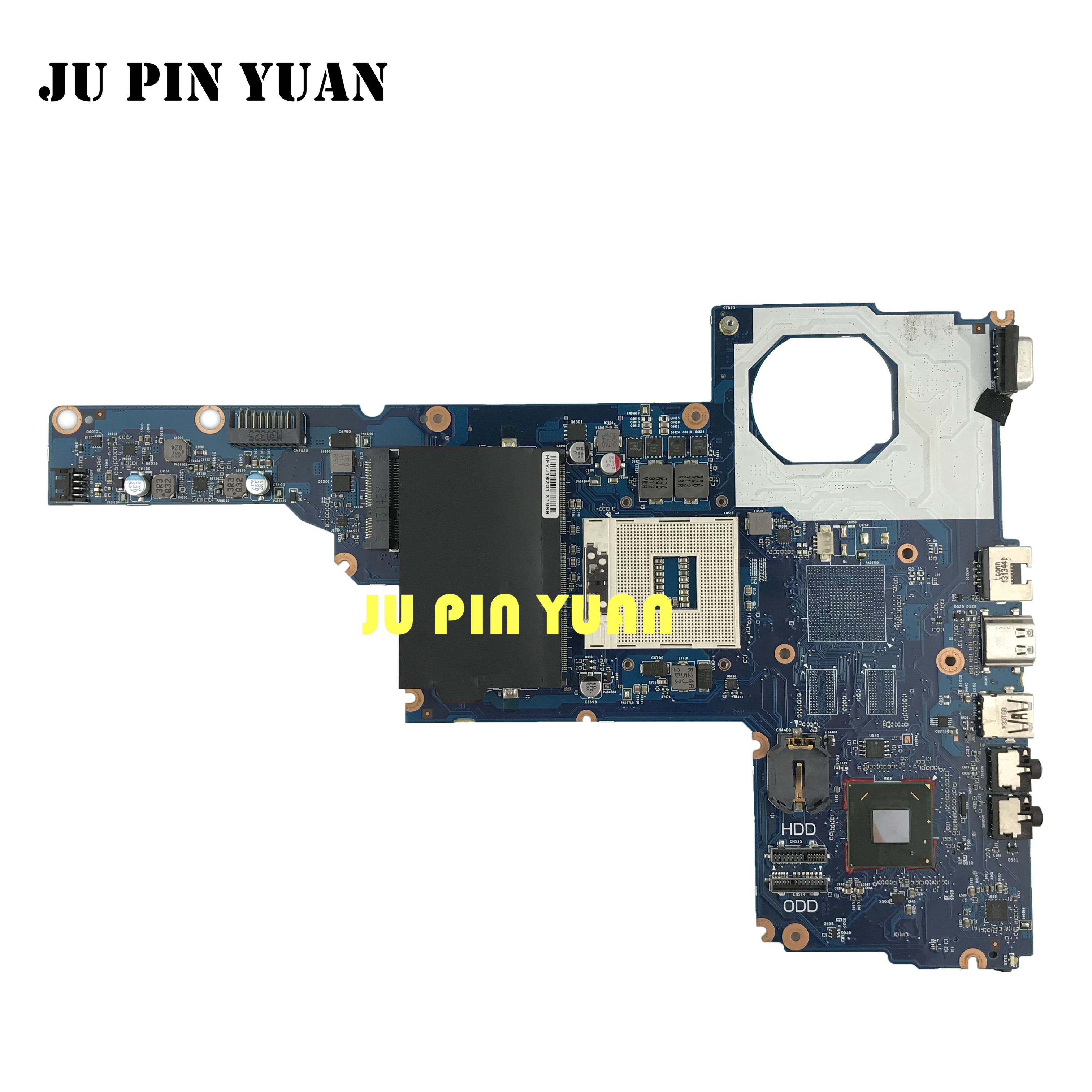 JU PIN YUAN 685107 501 685107 001 mainboard For hp 2000 450  laptop motherboard 6050A2493101 MB A02 All functions fully Tested|Motherboards| |  - title=
