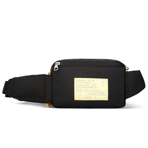 Image 2 - Oxford leather belt bags for men, travel bags, mens and womens belt bags, leisure flag, canvas belt bags, hip joint bags