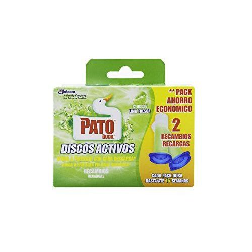 Duck – Disc Active Lima – 36 ml X2