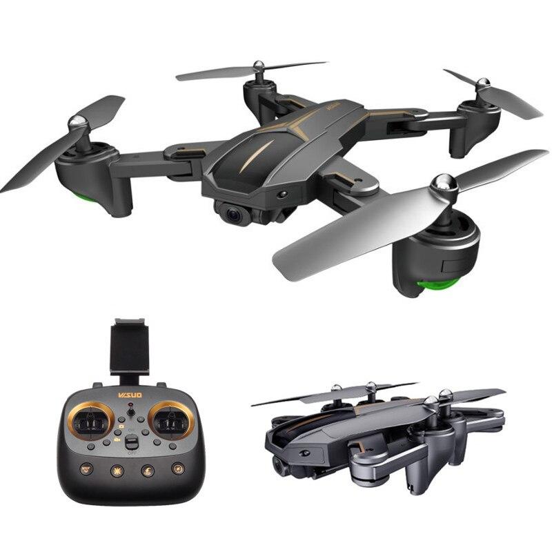 VISUO XS812 GPS RC Drone avec 1080 P/4 K HD caméra 5G WIFI FPV Altitude tenir une clé retour RC quadrirotor hélicoptère VS XS809S E58 - 6