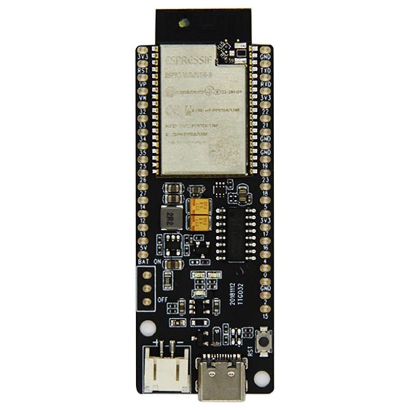 T-Koala Esp32 Wifi & Bluetooth Module 4Mb Development Board Based Esp32-Wrover-B