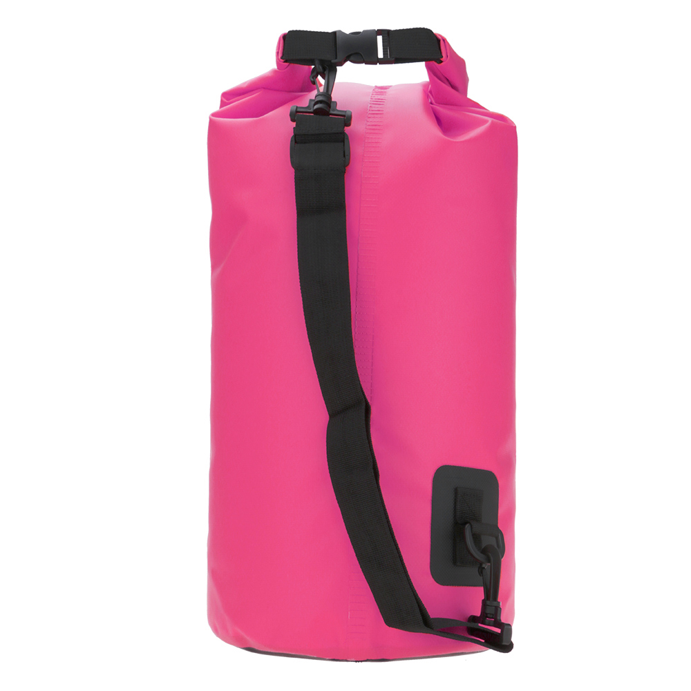 25L Waterproof PVC Bucket Shape Dry Storage Bag With Strap for Hiking Swimming Sport Bottle|Sports Bottles| |  - title=