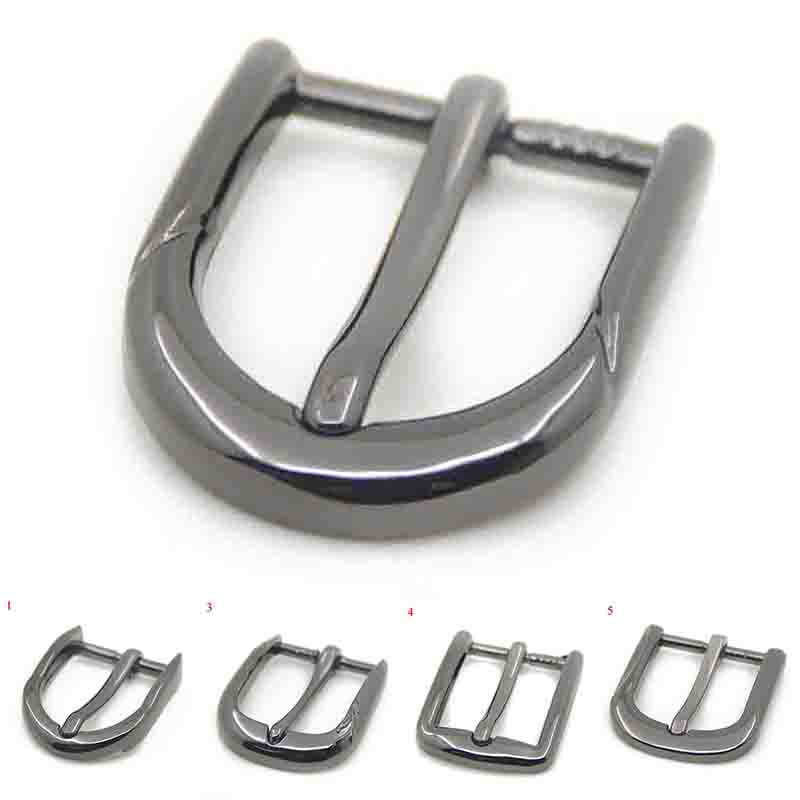 1Pcs Belt Head Metal Belt Buckles Replacement Belt Part Women Pants Buttons Crafts Decoration Diy Garment Sew Accessories