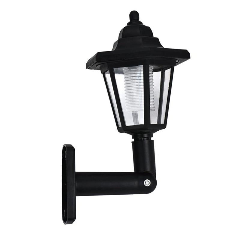 2019 1 Waterproof Solar Light Hexagonal Lamp Solar Light For Garden Decoration Garden Lights Automatically On/off At Night