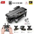 KAI ONE Pro GPS Drone 8K Dual Camera 3-Axis Gimbal Professional Anti-Shake Shoot Brushless Foldable Quadcopter RC Distance 1200M