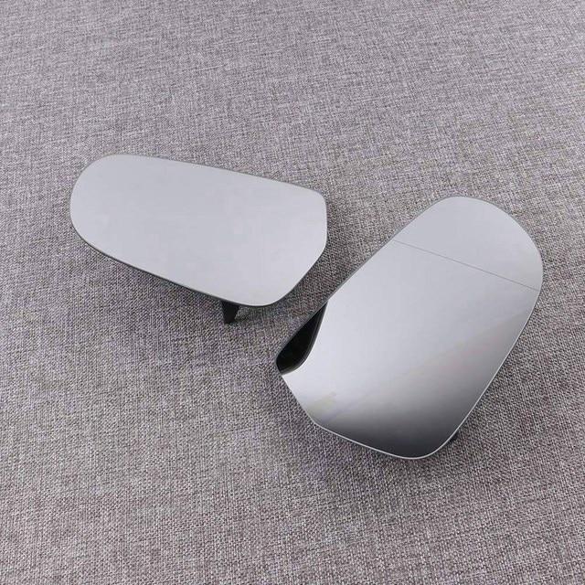 Rétroviseur latéral verre 1 paire gauche et droite pour AUDI A3 2009-2013 A4 S4 2008-2012 A5 A6 S6 A8 S8 Q3 pour SKODA OCTAVIA 2009-