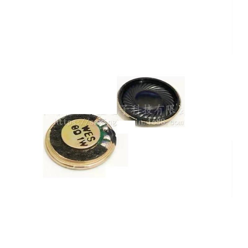 8ohm 1W 20mm Round Speaker for sound decoders model train railway RC Trains     - title=