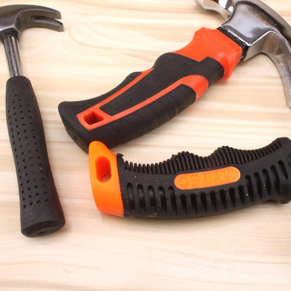 Коготь молоток портативный компактный портативный инструмент твердый один железный молоток голова домашний молоток