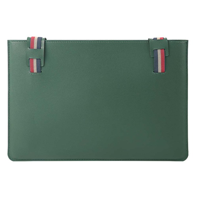 13 14 pouces ordinateur portable housse sac en cuir étui en microfibre PU étui résistant à leau housse de protection pour MacBook Air pro 13/15
