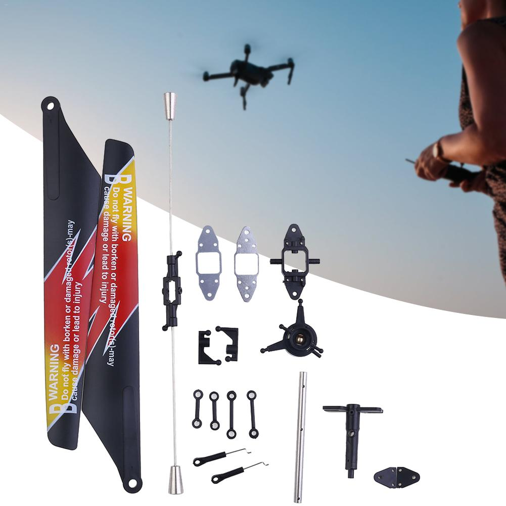 Assemble Parts Fun Toys Robot Propeller Shaft Turntable Accessories WLtoys V913 RC Helicopter Parts Robot Clip Shaft Propeller