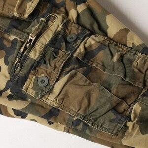 Image 5 - Jeans militaires européens, pantalon de Camouflage pour homme, nombreuses poches, Style militaire tactique des Forces masculines