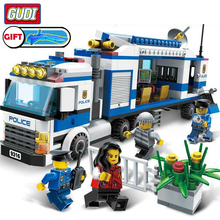 City Police Series Building Blocks Helicopter Figures Block Assembled Building Legoingly DIY Bricks Educational Children  Gift lepin 02039 898pcs real city series red freight train set legoingly 3677 model building blocks bricks educational children gifts